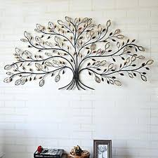 metal wall art trees tree of life outdoor