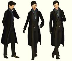 My Sims 3 Blog: Sherlocked Outfit for Males by Misty | Sims 3, Sims, My sims