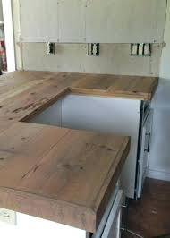 reclaimed wood countertops s reclaimed wood countertops maryland