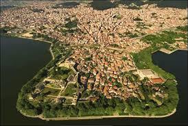 Δείτε το Καστρο των Ιωαννινων απο ψηλά