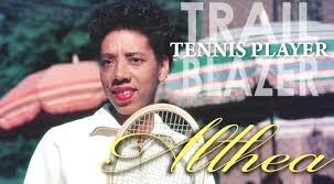 Image result for tennis Althea Gibson