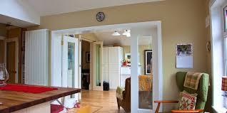 door int white white internal glass door