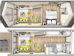 Heijmans ONE   An Affordable Tiny House from AmsterdamTiny House   Heijmans ONE   Amsterdam   Floor Plans   Humble Homes