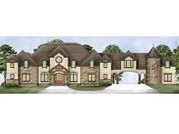eplans european house plan an impressive two story estate home