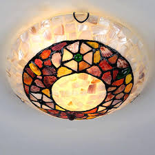 stained glass ceiling lighting fixtures pretty stained glass stained glass flush mount light fixture