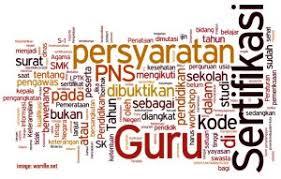 Image result for sertifikasi guru