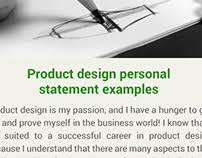 Personal statement examples art   Buy Original Essays online Personal Statement Sample