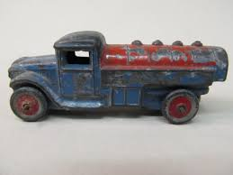 Toy trucks made in china vintage