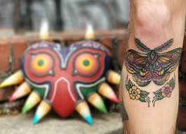 Majoras Moth Amanda Slater At Lakeside Tattoo Richmond Va Imgur