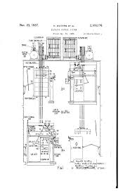 patent us2100176 elevator control system google patents patent drawing