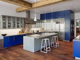 modern kitchen island with stools modern kitchen