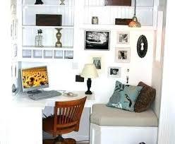 closet into office. Closet Office Ideas Desk Ingenious Design  Depot Nook Furniture Storage Into