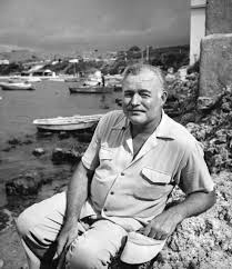 ernest hemingway in rare photos of a legend in decline  ernest hemingway in rare photos of a legend in decline 1952 com