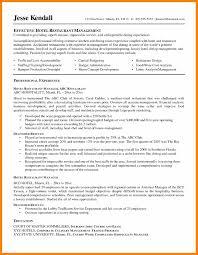 Sample Resume Hospitality Skills List Remarkable Sample Resume Restaurant Manager About Sample Resume 33
