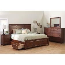 Whittier Wood Furniture McKenzie Storage Bedroom Set Stewart Roth Interesting Mckenzie Bedroom Furniture