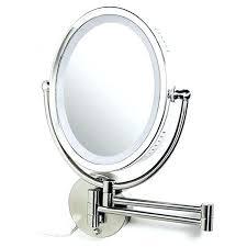 illuminated makeup mirror illuminated makeup mirrors wall mounted makeup decor wall mounted lighted makeup mirror home