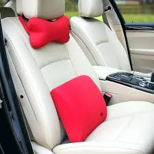 boy slow rebound memory foam car seat protection cushion pillow in