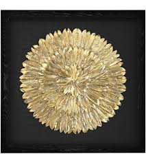 dimond home 3168 019 avery black gold