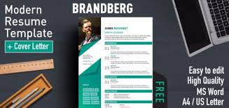 Modern Free Downloadable Resume Templates Fully Editable Free Resume Templates Rezumeet