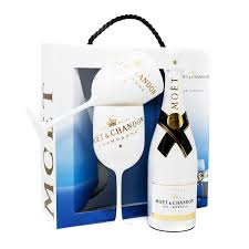 moët chandon ice imperial twin acrylic gl set