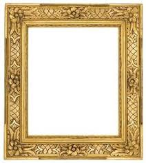 white antique picture frames. Carved And Gilt Frame With Carved Flower Head Corners Centers Broad White Antique Picture Frames M