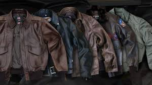 flight jacket repair