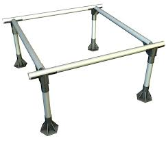 flood table stand general hydroponics 4 ft x 4 ft tray stand 4 x 4 flood