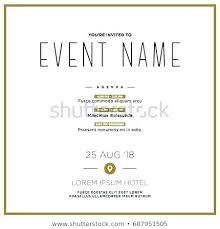 corporate event invitation template professional invitation template