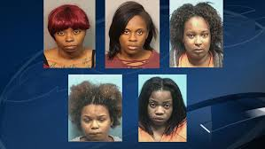 Scam For Role Five Nationwide Women Arrested Wbma In Walmart F6naHw