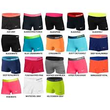 Nike Pro 3in Womens Compression Short