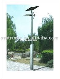 Solar Power Landscape Light Lawn Sward Garden Aluminum Outdoor Solar Garden Post Lights