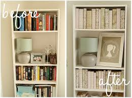 ... How To Decorate A Bookcase Gorgeous Decorating A Bookcase Its  Overflowing ...