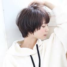 Un Ami 表参道ショートヘアが人気愛されカジュアルショートお