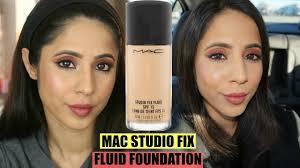 mac studio fix fluid foundation nc40 review 9 hour wear test bination oily skin mac nc40