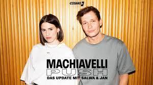 Machiavelli PUSH #23 - Podcasts - COSMO - Radio - WDR