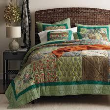 Ophelia Patchwork Quilt | The Company Store & Ophelia Quilt / Sham Adamdwight.com