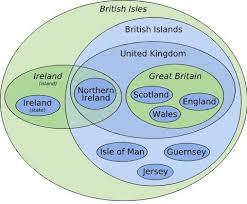 British Isles Venn Diagram British Isles Venn Diagram British Isles Great Britain