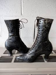 sale antique boots edwardian womens lace up boots by junkyardgypsy Victorian Wedding Boots For Sale sale antique boots edwardian womens lace up boots by junkyardgypsy, $98 00 Victorian Ladies Boots