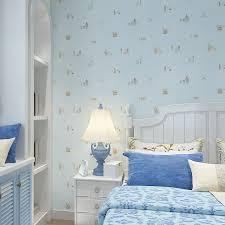 Lichtgroen Cartoon Behang Voor Kinderkamer Baby Slaapkamer Roze