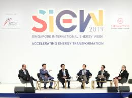 Charting The Course Theme Charting The Course For Global Energy Transition At Siew 2019