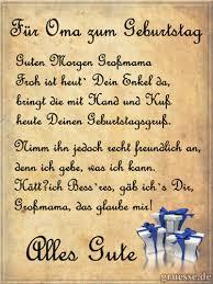 Geburtstagswünsche Lustig Oma
