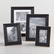 Black and Gold Portofino Tabletop Frame