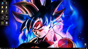 Ultra Instinct Dragon Ball Super ...