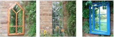 garden mirrors how to effectively