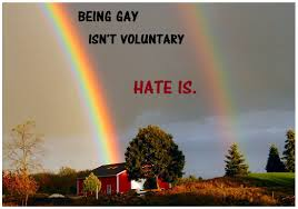 BLADE 7184: I Quote That - Being Gay Isn't Voluntary