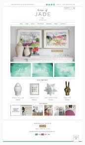 Website Gallery Design Ideas House Of Jade Branding Website Website Design Ideas