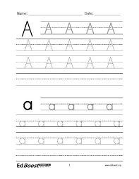 Printable Alphabet Writing Practice Sheets Preschool Alphabet Writing Practice Workshe Letter Printable