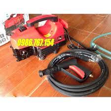 Máy rửa xe cao áp F09 chuyên dụng xịt rửa ô tô,xe máy,sân vườn