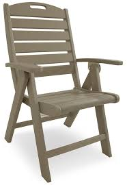 POLYWOOD Long Island Recycled Plastic Adirondack Chair  HayneedleReviews Polywood Outdoor Furniture