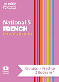 National 5 French : Eleanor McLellan : 9780008435370